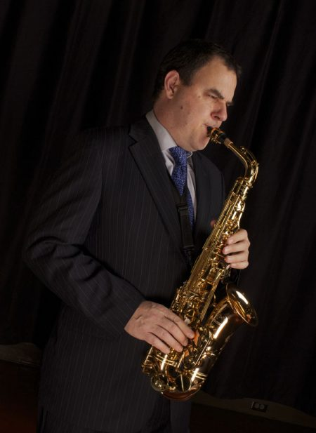 Phil Playing Alto