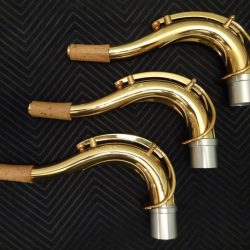 Gale Force Tenor Saxophone Necks