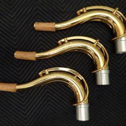 Gale Force Tenor Saxophone Necks