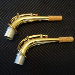 Gale Force Alto Saxophone Necks