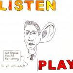 Listen & Play: Ear Training CD by Simon Thorsen