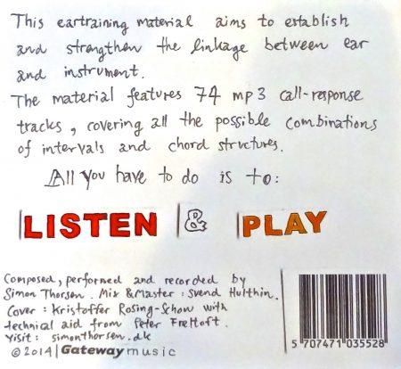 Ear Training CD