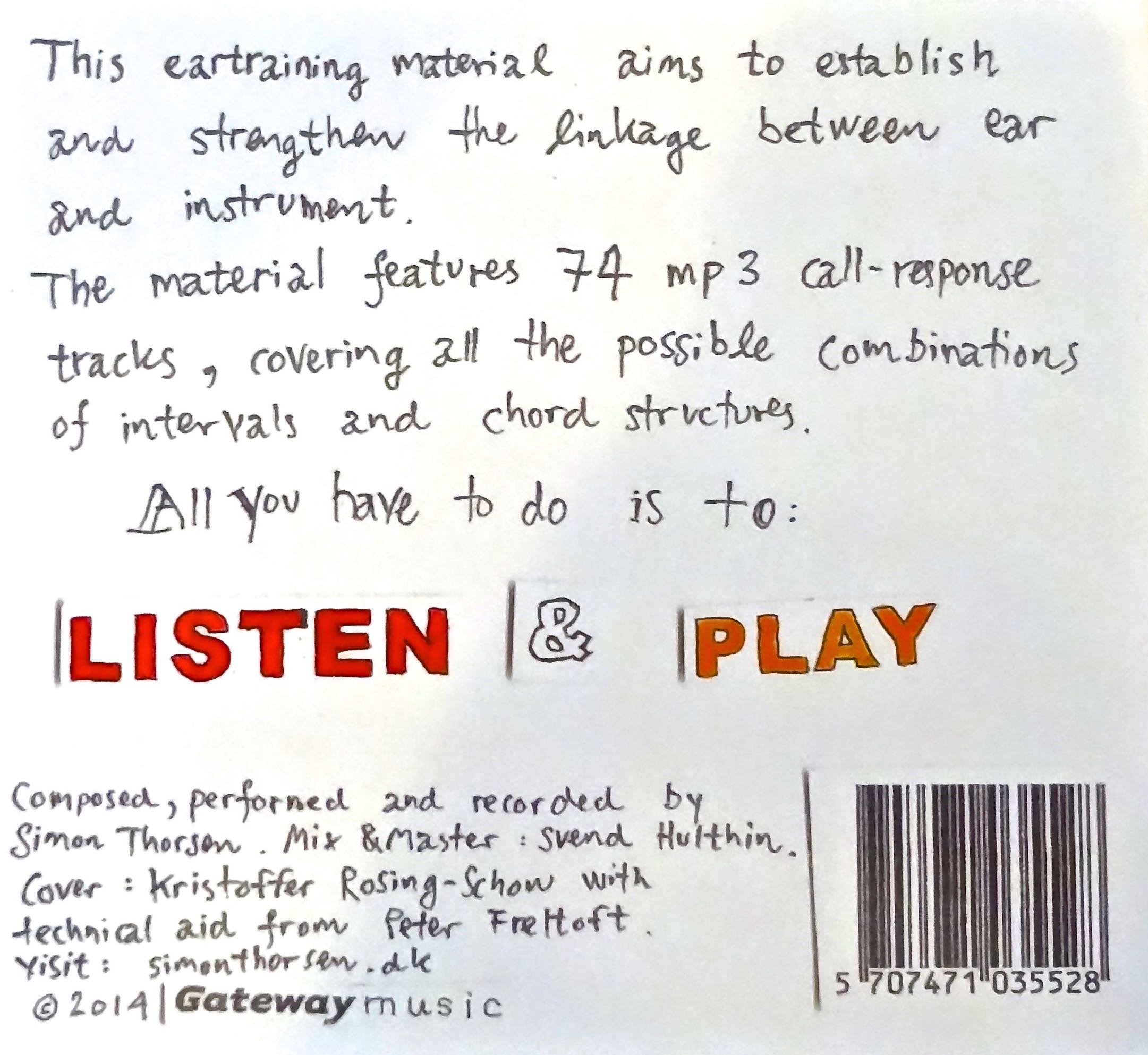 how to play what are you listening to