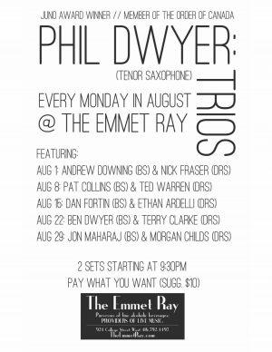 Phil Dwyer - Emmet Ray